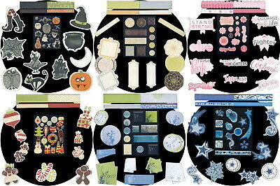 Creative Memories Mixed Embellishment Pack CHOICE