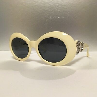 GIANNI VERSACE MOD 418 Col 850 Vintage Sunglasses Great con!  Super Rare!!