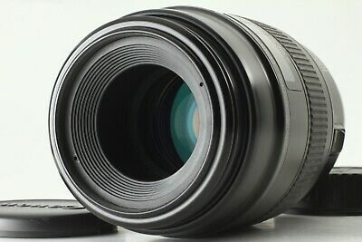 【Near Mint】Canon EF 100mm f/2.8 Macro AF Lens Non-USM From Japan #313