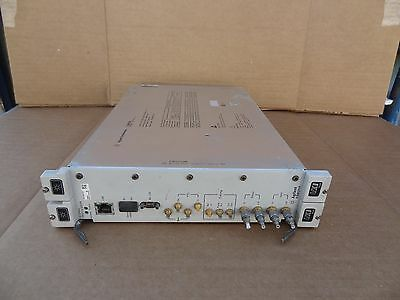 Agilent E9825A 75000 SERIES C, Signal Processor WORKING