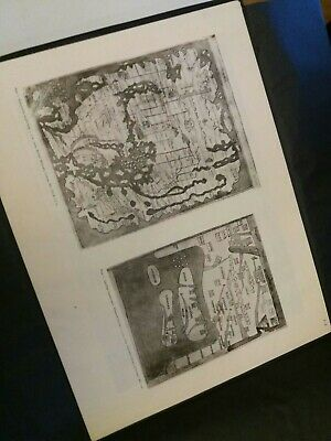 Early Maps of British Isles AD1000-1579 by Crone 20 facsimiles in portfolio RGS