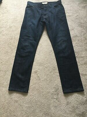 Mens Straight Leg Jeans From Next 34L