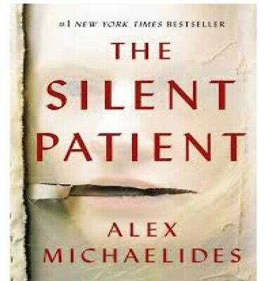 Best Seller The Silent Patient  By Alex Michaelides EBK PDF Version