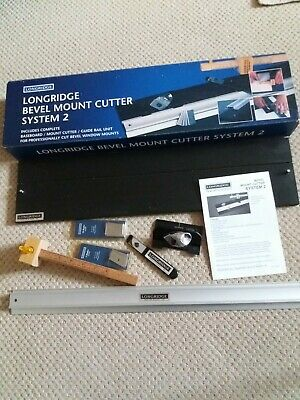 Longridge Bevel Mount Cutter System 2