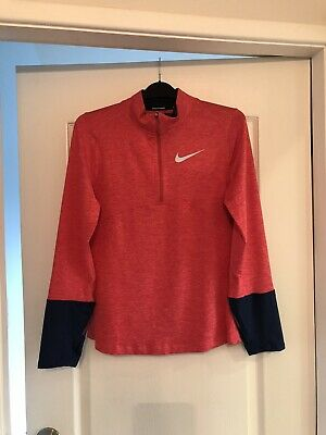 Nike 3/4 Zip Top Brand New With Tags