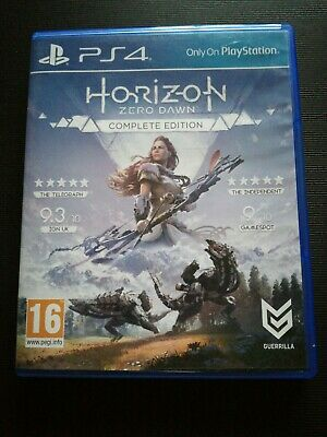 Horizon zero dawn ps4 complete edition