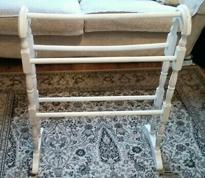 Victorian style Standing towel Rail