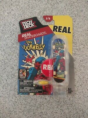 Tech Deck Jake Donnelly Real Fingerboard In Package