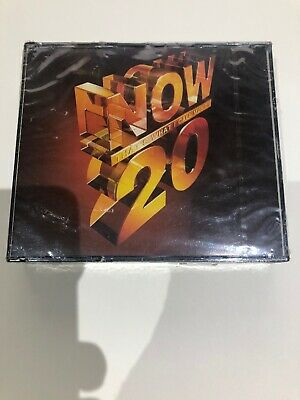 Now That's What I Call Music 20 Brand New Mint Still Sealed Impossible Find