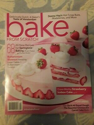 *Bake From Scratch Magazine*March/April 2020*