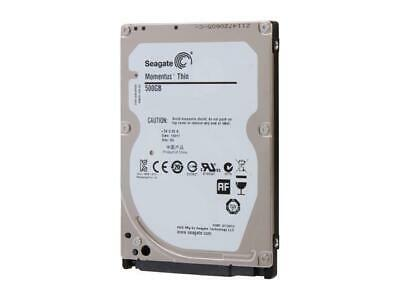 """Seagate 500GB Internal 2.5"""" st500lt012 Laptop Thin HHD Xbox Solid State X"""