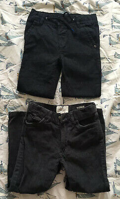 Boys Trousers 4-5 Fat Face and M&S