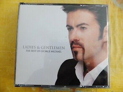"GEORGE MICHAEL ""Ladies & Gentlemen: The Best of George Michael"" 2CD ----- ES"