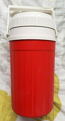 Pizza Hut Igloo Cooler Thermos 1/2 Gallon 2 Litres Vintage