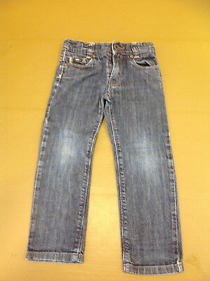 Boys Genuine Hugo Boss Slim Fit Leg Jeans Size 4 Years