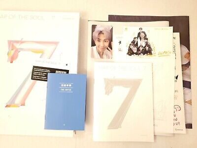 BTS Map Of The Soul 7 Version 1 Album With Namjoon RM Photocard