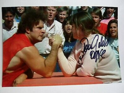 DONALD GIBB As OGRE Authentic Hand Signed Autograph 4X6 Photo - REVENGE OF NERDS