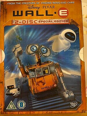 Wall-E 2-Disc Special Edition - DVD