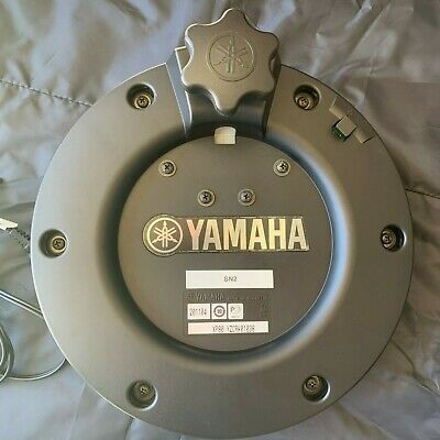 Yamaha Electronic Drum Pad Mount T-Joint with Hex Rod  Excellent Condition