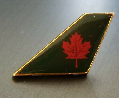 Vintage Maple Leaf Airline Air Canada Pin