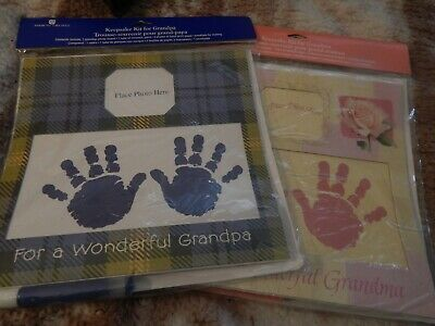 Grandma and Grandpa Keepsake Kits