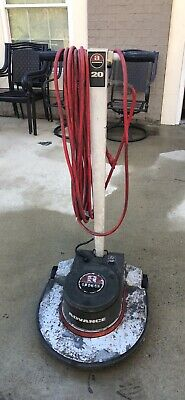Industrial Floor Buffer