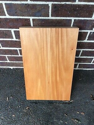 Mahogany Body Blank High Grade Luthier. Timber #1