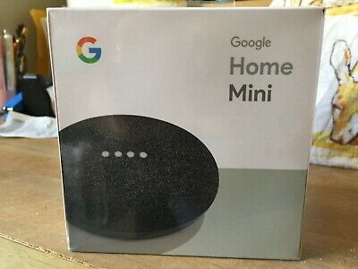 Google Home Mini - Charcoal - Brand new and unopened