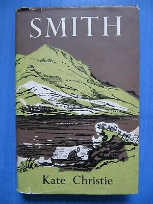 Kate Christie: SMITH (1954) - First edition EXTREMELY RARE