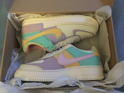 nike wmns air force 1 shadow tropical twist air force lightweight increased low
