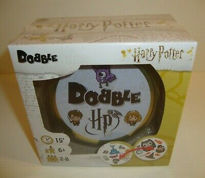 Dobble Harry Potter Edition Game New Sealed