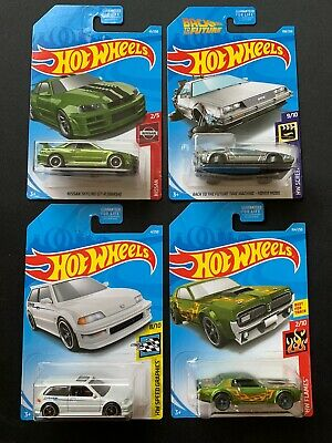 2019 Hot Wheels Super Treasure Hunt High-Chance Boxes - Read Details - 1 In 5