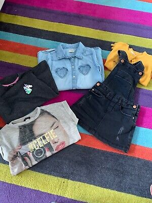 Girls Bundle Age 5-6 Mix Of 5 Items Next River Island George