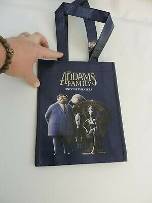 The Addams Family PROMO TRICK OR TREAT CANDY BAG RARE 2019 Release Adams NEW