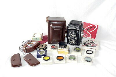Fabulous MPP Microflex TLR camera outfit in superb condition