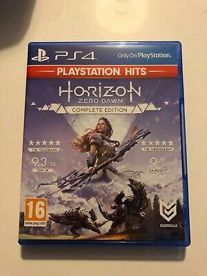 Horizon: Zero Dawn - Complete Edition (PS4, 2019)