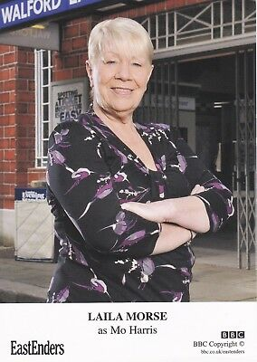 Eastenders Photo - Mo Harris.3.    NOT SIGNED.