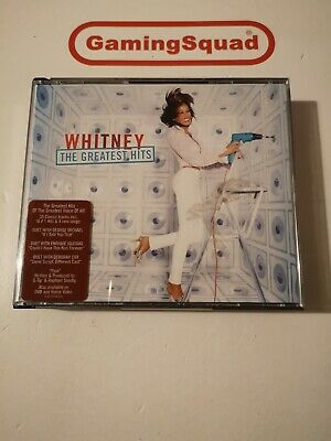 Whitney Houston The Greatest Hits CD, Supplied by Gaming Squad