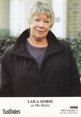 Eastenders Photo - Mo Harris.4.    NOT SIGNED.