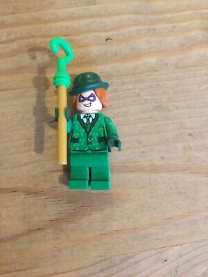 Genuine Lego Mini Figure The Riddler Marvel Super Heroes From Set 70903