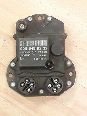 Mercedes Benz W124 and W201 Ignition control UNIT A0085459232