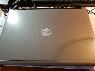 Dell Latitude D620 Laptop Loaded with Automation Programming Software