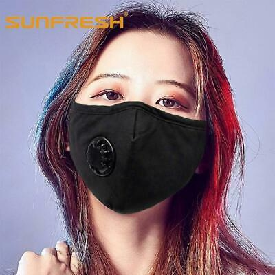 Anti Pollution Mask Dust Respirator Washable Reusable Masks Anti Virus