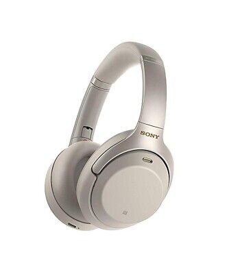 Sony WH-1000XM3 Wireless Noise Cancelling Headphones - Grey / Silver