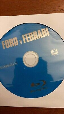 Ford Vs Ferrari Blu Ray Cd Only