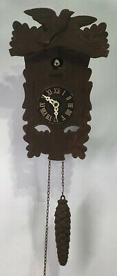 Black Forest Small Cuckoo Clock - Germany