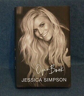 Open Book by Jessica Simpson (Hardcover, 2020)