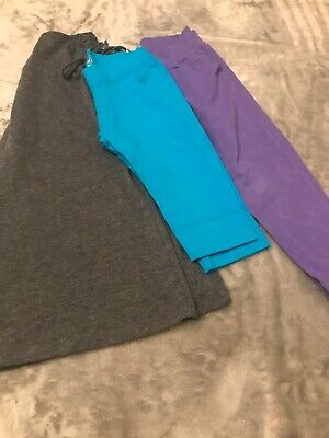 Girls Justice Amy Byer Pants Size 7 Lot Of 3 Really Cute