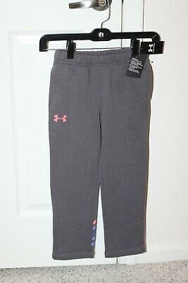 Girls Under Armour Pants size 6 NWT