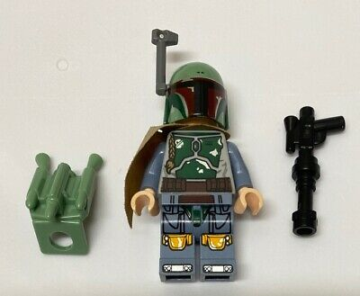 BOBA BUBBA FETT 2 MINI STAR WARS FIGURE USA SELLER NIP CAN PLAY WITH LEGO`S
